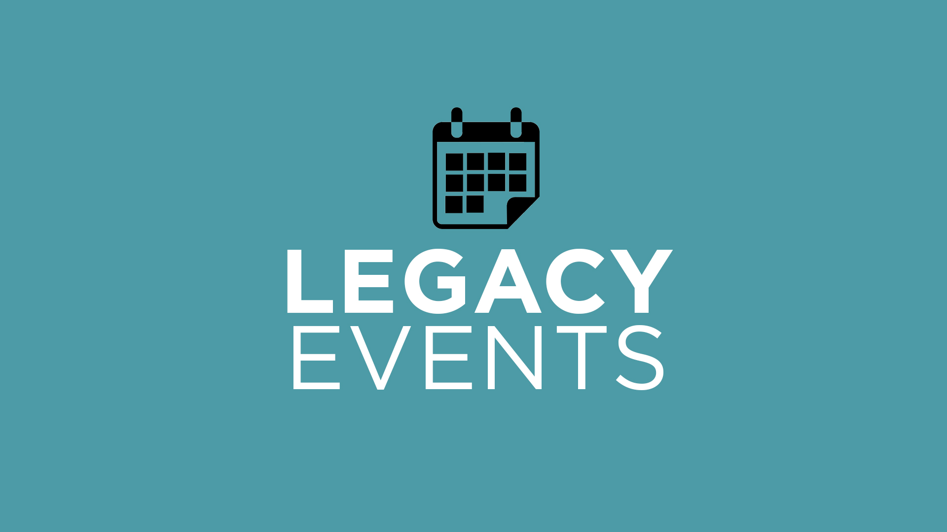 Legacy Church Calendars | Legacy Church Albuquerque, NM